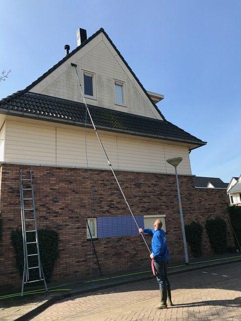 REINIGEN HOUTWERK EN BESTRATING, Hoofddorp