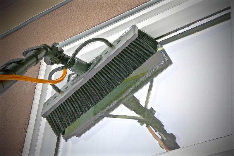 Uw glasbewassing uitbesteden (zeker fijn met dit warme weer)
